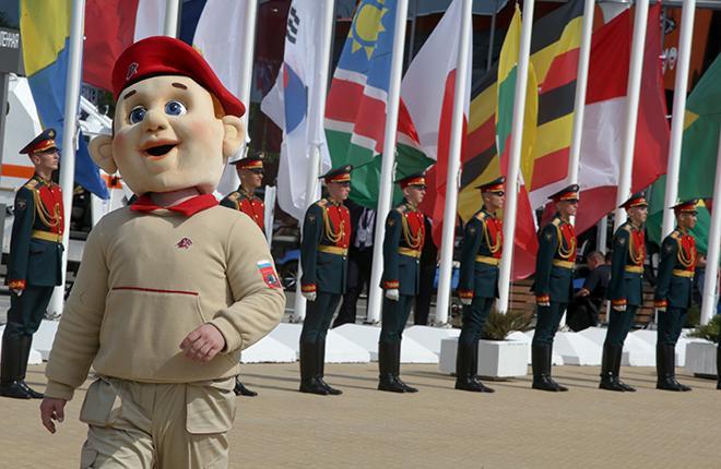 """Форум """"Армия-2017"""": самые интересные новинки"""