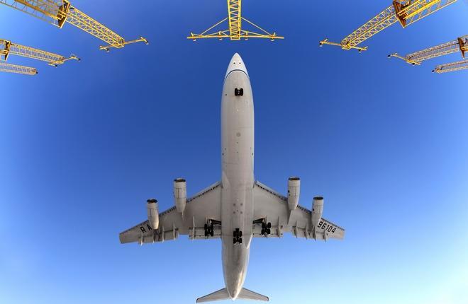 На Ил-96 есть спрос как минимум до 2025 года :: Артём Аникеев / Transport-Photo.com