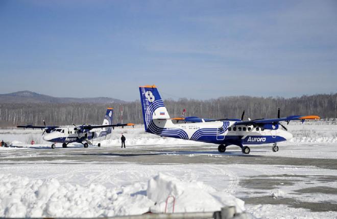 Борьба за дальневосточных пассажиров и эксплуатантов турбовинтовой техники обострилась