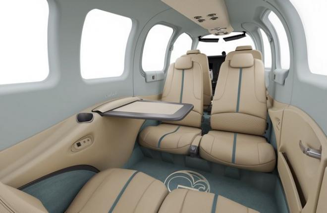 Самолет Bonanza G36 ограниченная серия 75-лет