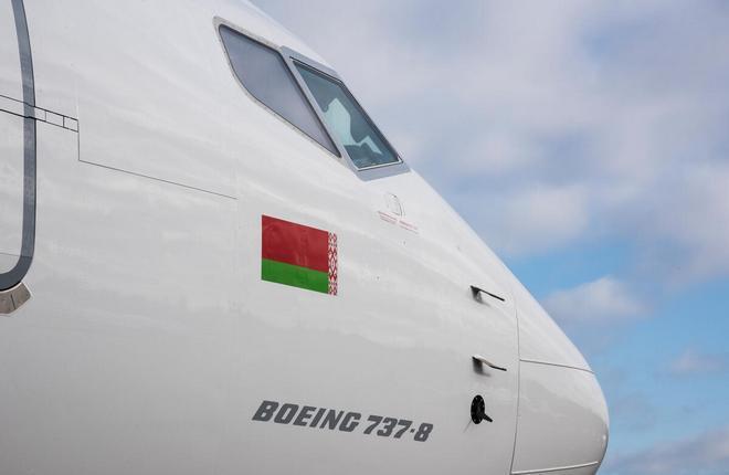 Белавиа Boeing 737MAX