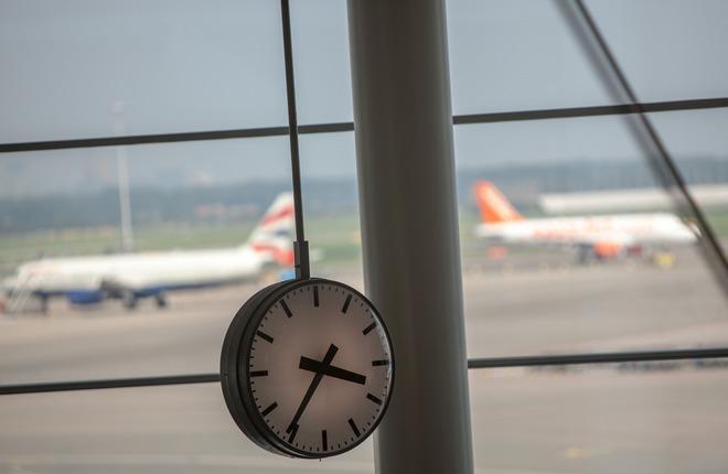 Опоздавших в авиации никто не ждет (Леонид Фаерберг / Transport-Photo.com)