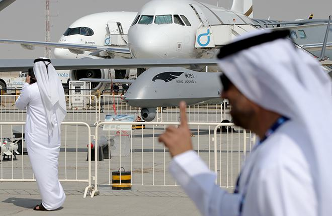 Главное за неделю: через призму авиасалона в Дубае