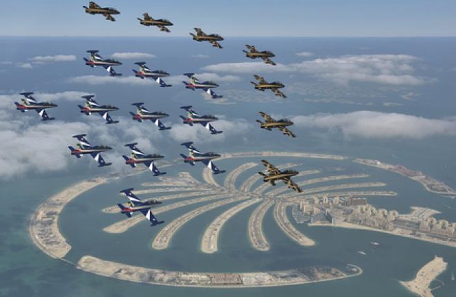 Авиасалон в Дубае 2015: отсутствие крупных заказов не означает спада на рынке