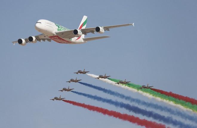 главное событие недели - Dubai Airshow