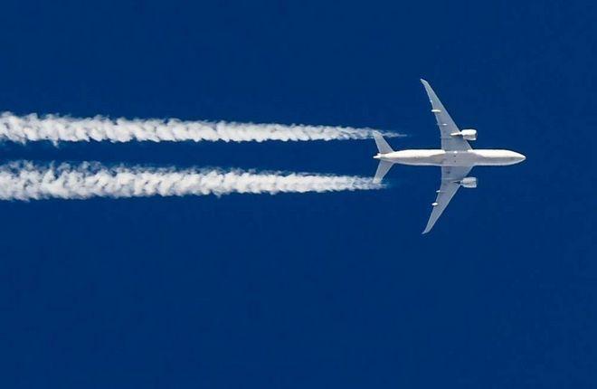 след самолета :: Eurocontrol
