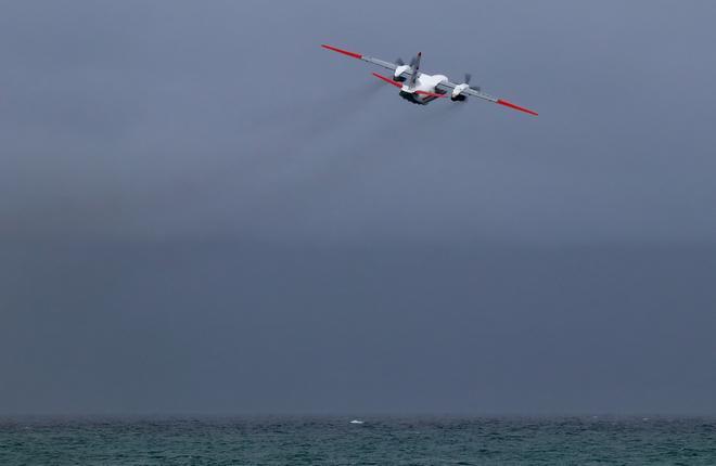 """Самолет Ан-26 перевозчика """"ЧукотАВИА"""""""