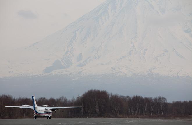 аэропорт Дальнего Востока