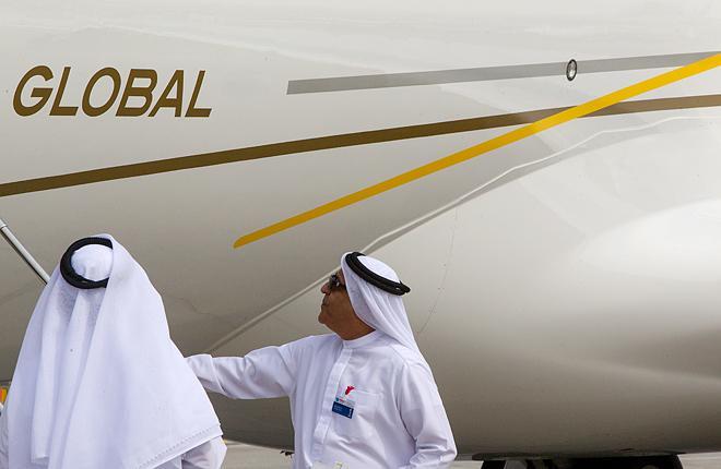 Новости гражданской авиации глобальны, как и сама эта индустрия :: Леонид Фаерберг / Transport-Photo.com