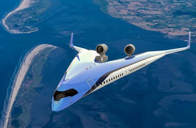 концепт Flying-V