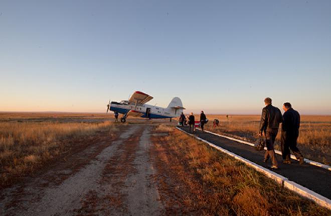 Тяжелые времена в гражданской авиации тяжелы не для всех.