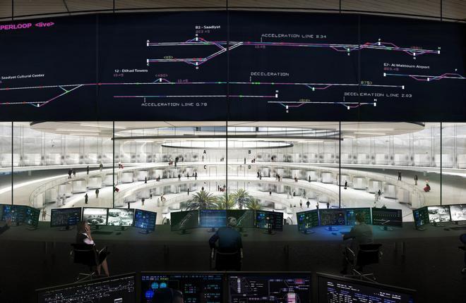 Самолеты и Hyperloop преследуют одну цель – радикально сократить время путешествия (hyperloop-one.com)