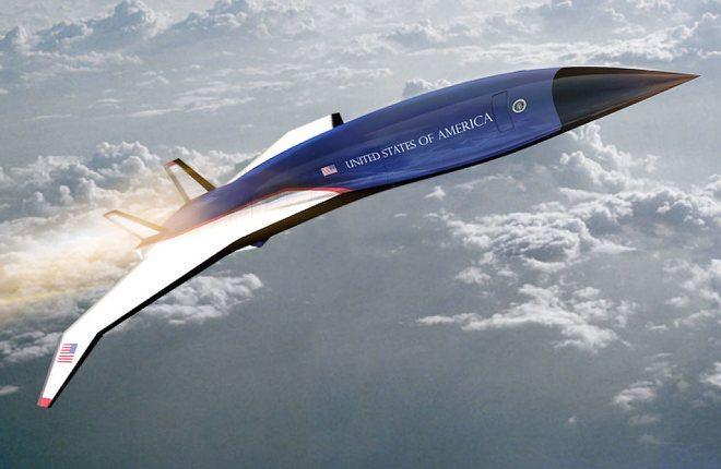 Hermeus сосредоточится на создании 20-местного бизнес-джета, который будет летать на гиперзвуковой скорости, до 5М