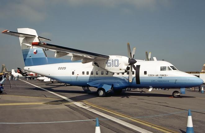 Возможное возрождение проекта турбовинтового самолета L-610 стало одной из главных авиановостей недели