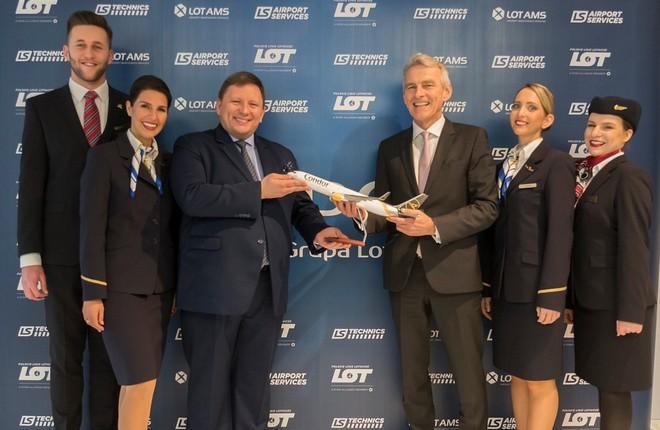 Сделка по приобретению Condor Airlines