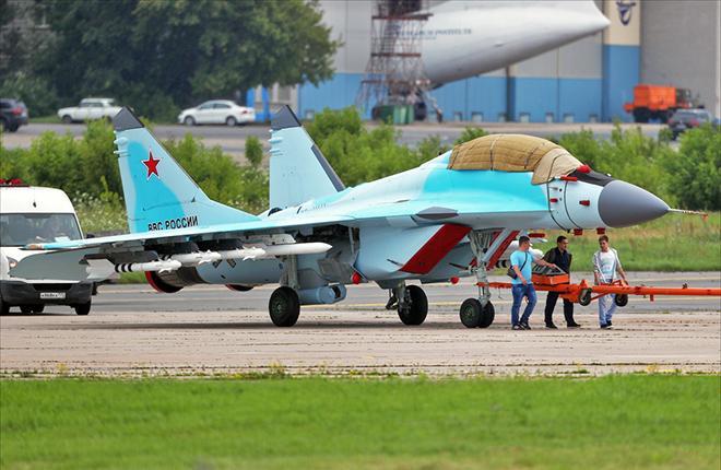 МиГ-35 дебютирует на МАКСе