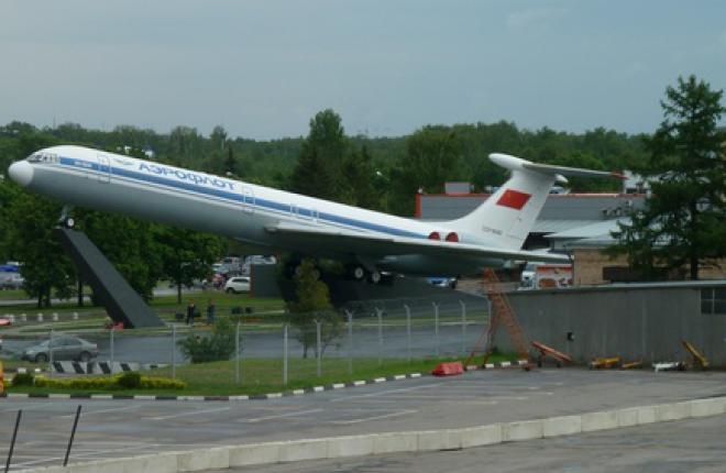 Ил-62 в Шереметьево стал достойной заменой Ил-18