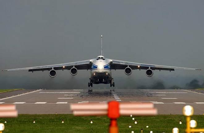 """Авиакомпания """"Волга-Днепр"""" была главным инициатором модернизации самолетов Ан-124, но проблемы двусторонних отношений между Россией и Украиной ставят под вопрос даже поддержание летной годности этих ВС"""