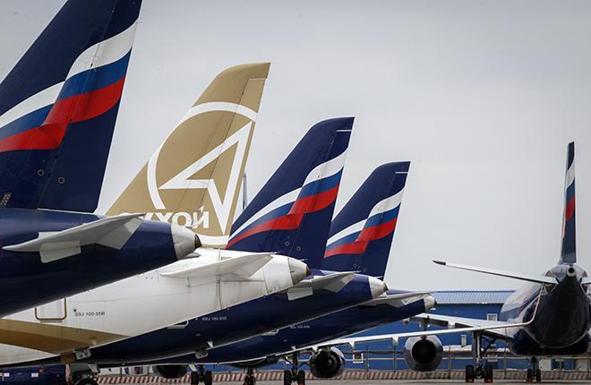 """В 2018 г. подписано крупнейшее в истории современного гражданского авиастроения РФ соглашение: """"Аэрофлот"""" заказал сразу 100 SSJ, которые будут обслуживаться в """"А-Техникс"""""""