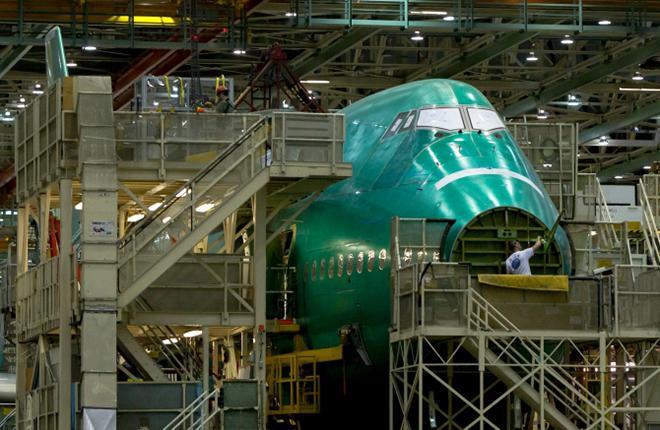 Одной из утрат может стать прекращение полувекового производства самолетов Boeing 747 :: Леонид Фаерберг // transport-photo.com