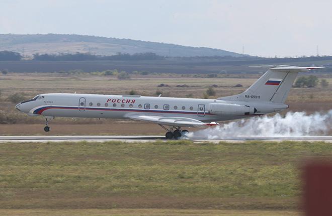 Российские авиакомпании e;t практически полностью отказались от самолетов Ту-134 :: Transport-Photo.com