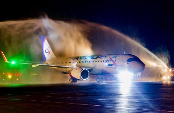 A320neo LEAP Уральские авиалинии