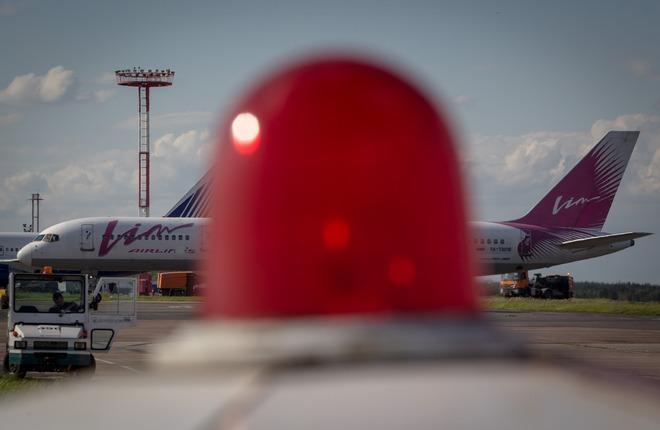 Самая громкая авиационная тема уходящей недели в России – крах авиакомпании «ВИМ-Авиа» (Леонид Фаерберг / Transport-Photo.com)