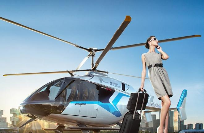 проект легкого вертолета VRT500