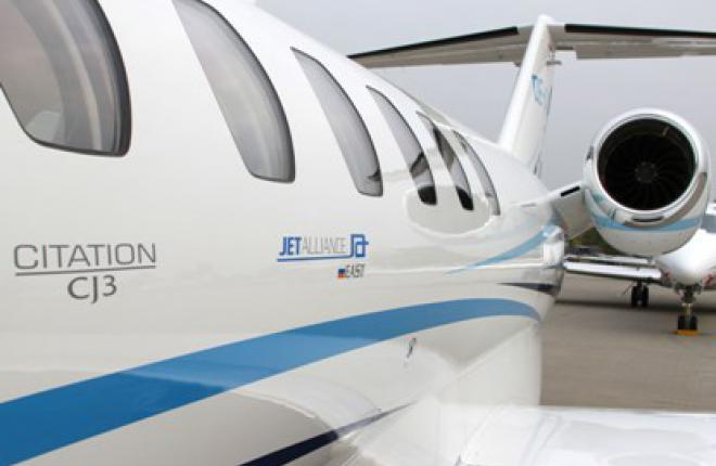 Парк авиакомпании Jetalliance East пополнился самолетами Cessna