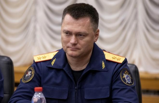Заместитель председателя СКРИгорь Краснов