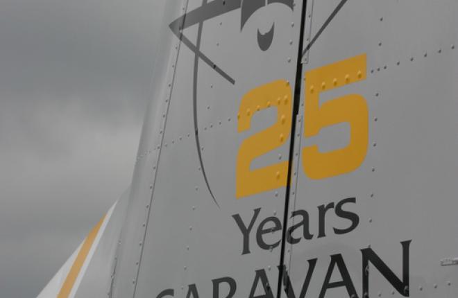 В 2010 г. Cessna Aircraft празднует 25-летие
