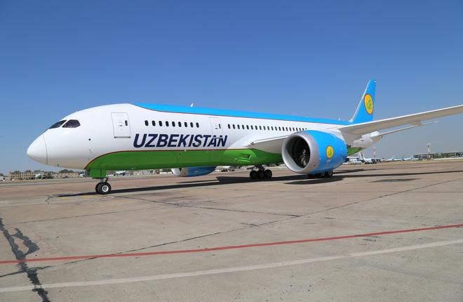 У Uzbekistan Airways ускорилось сокращение пассажиропотока