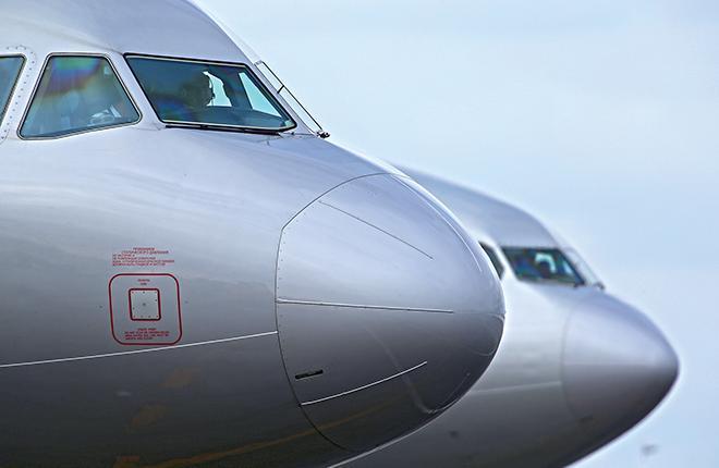 Авиатранспорт России