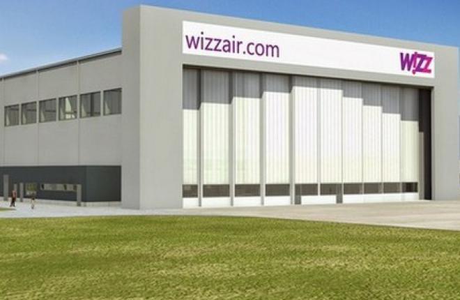 Авиакомпания Wizz Air получит свой ангар для техобслуживания в аэропорту Будапешта