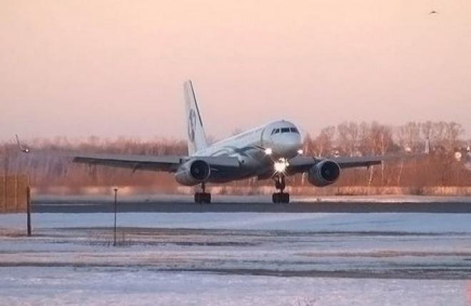 Ту-204 испытали в продленном полете на одном двигателе