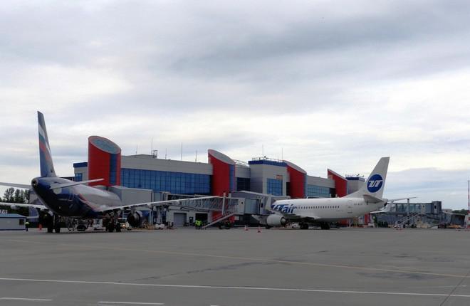 В аэропорту Калининграда ввели ограничения на принимаемые самолеты