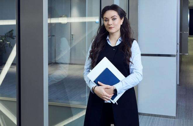 аналитик компании «Газпромнефть-Аэро» Алена Данильченко