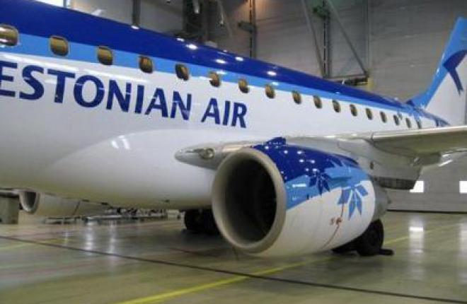 Эстонская авиакомпания Estonian Air переходит на Embraer
