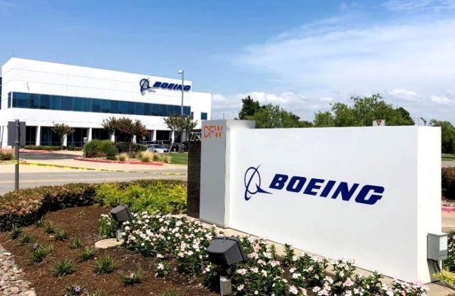 Здание Boeing