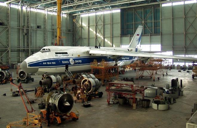 Ан-124-100 AirBridgeCargo