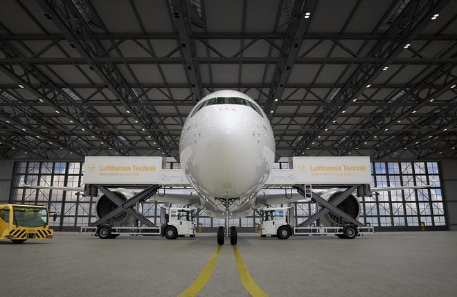 Lufthansa Technik ускорила набор клиентов