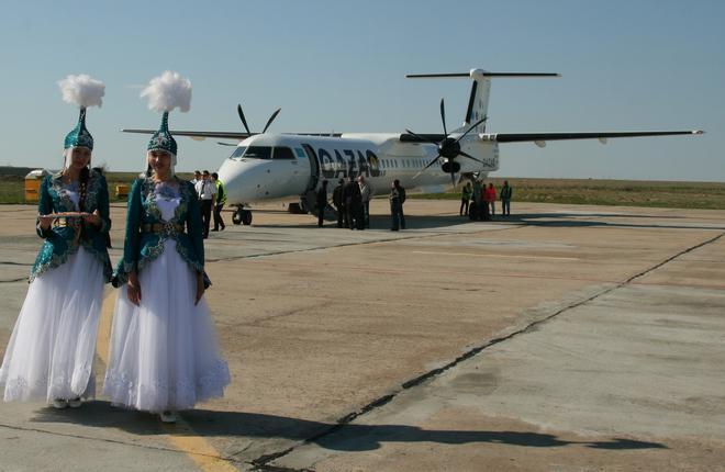 Региональная авиация по-казахски