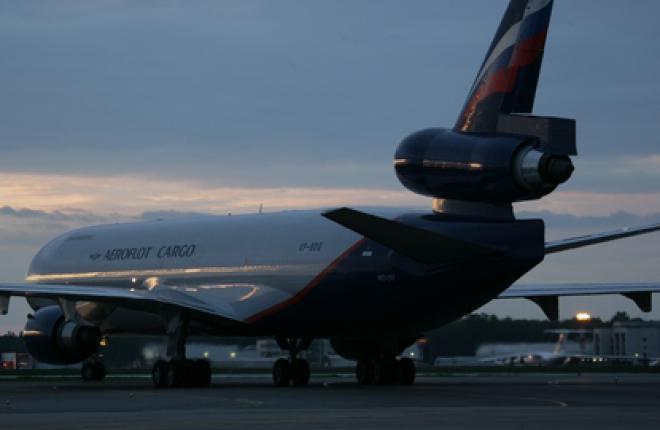 «Аэрофлот» прекратил грузовые перевозки на MD-11F