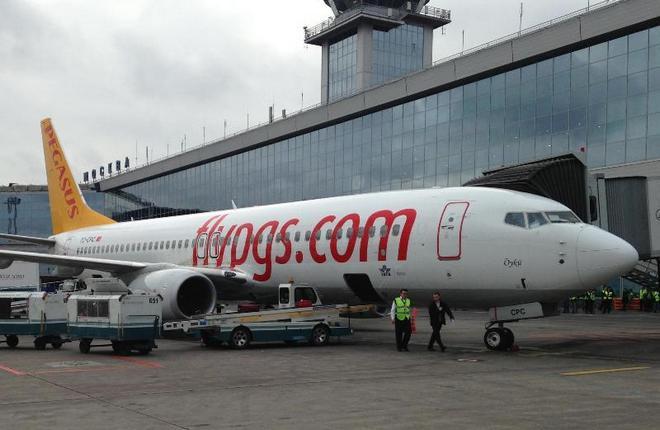 Турецкая авиакомпания Pegasus Airlines возобновила полеты в Россию