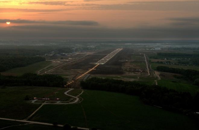 Аэропорт Калуги (Грабцево)