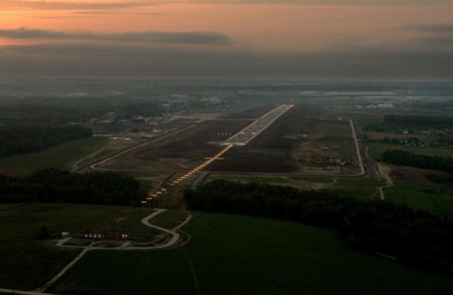 Аэропорт Калуги возобновил регулярное авиасообщение