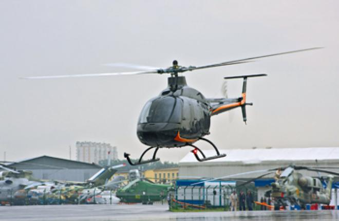 The improved Mi-34S1 started flight trials in August