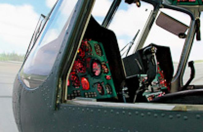 тренажеры экипажа Ми-8МТВ-5