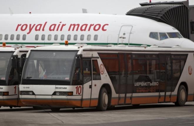 Авиакомпания Royal Air Maroc испытывает самолет SSJ100