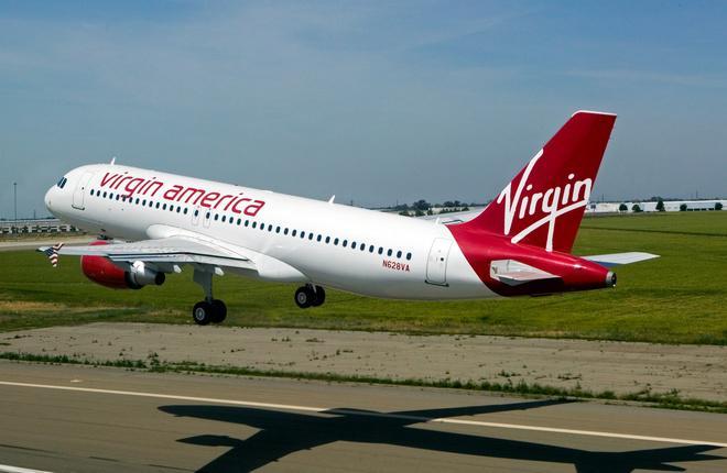 Alaska Airlines и Virgin America обявили о слиянии